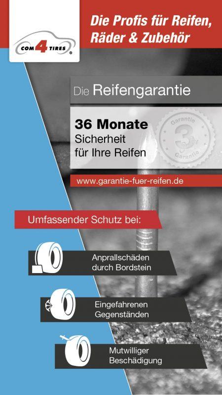 Smartphone Bild zu Reifengarantie